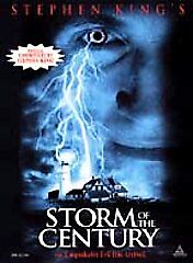 Stephen King Storm of the Century DVD NEW factory sealed