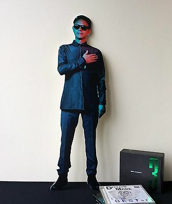Martin Gore Depeche Mode Display STAND Standee NEW Heaven Compulsion Strangelove