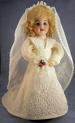 1908 Wedding Dress KIT For Bleuette