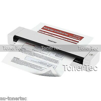 Brother DS-720D Portable A4 Color Single Sheet Document USB Scanner+Duplexer