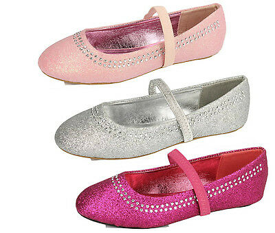 WHOLESALE Girls Shoes / Sizes 9-2 / 16 Pairs / H2293