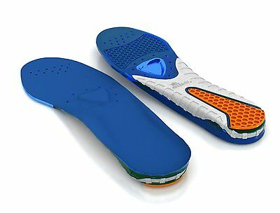 Spenco Gel Insole, Men`s 14-15 , New, Free Shipping