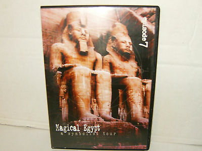Magical Egypt, A Symbolist Tour DVD's, Lot of 2, Episodes 6 and 7