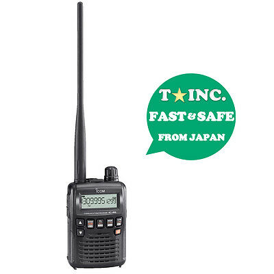 New Icom IC-R6 Wide Band Communication Handy Receiver