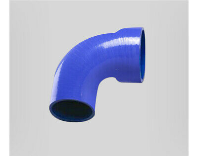 Silicone Hose Reducer Elbow - D38mm to 25mm