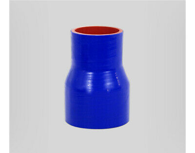 Silicone Straight Hose Reducer - 45mm to 38mm