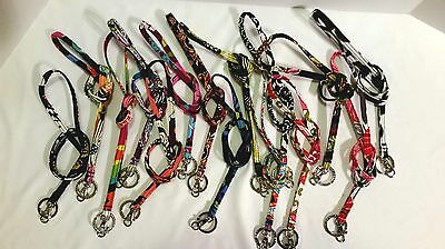 Vera Bradley Lanyard  Lucky You and Rio and  many more NWT& NWOT