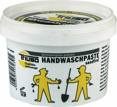 Hand wash Paste without Sand 500ml cleaners Soap Laundry