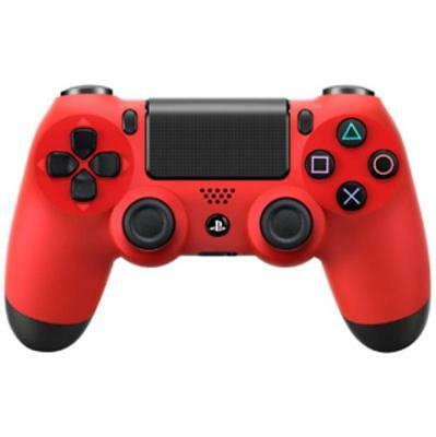New Sony PlayStation 4 Dualshock Wireless Controller Magma Red PS4 Japan