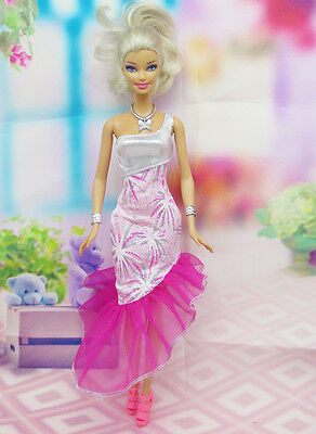 ~~ new style children gift handmade clothes fit barbie doll a2