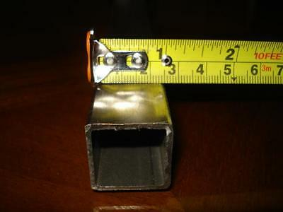 STAINLESS STEEL SQUARE TUBE / BOX 25mm x 25mm - 900mm LONG