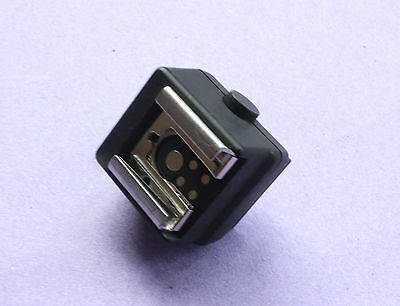 Flash Hot Shoe Adapter for All flashgun to Sony Alpha Minolta camera FS-1100