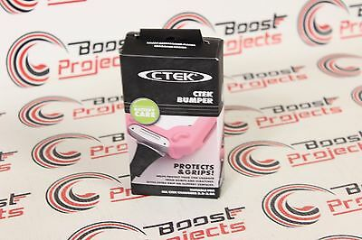 Ctek Battery Charger Protective Bumper Pink Accessory Brand New (56-941)
