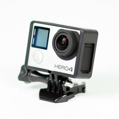 Phot-R The Frame Mount Housing Pro Protective Shell for GoPro Hero 3 3+ 4 Camera