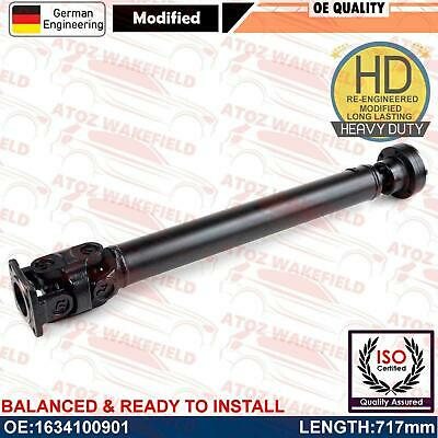 Mercedes ML270 W163 Front Propshaft propeller shaft heavy duty 1634100901 717M