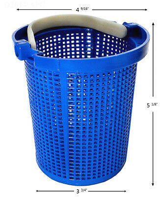 Pump Basket C108-33P Pentair Sta-Rite CFA JW JWPA Dura/Max-E-Glass C10833P REP
