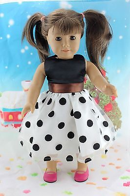 "New Doll Clothes fits 18"" American Girl Handmade Hot Summer Dress X26"