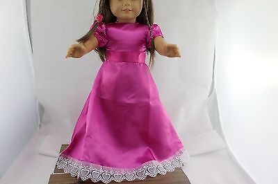 "New Doll Clothes fits 18"" American Girl Handmade Hot Summer Dress X86"