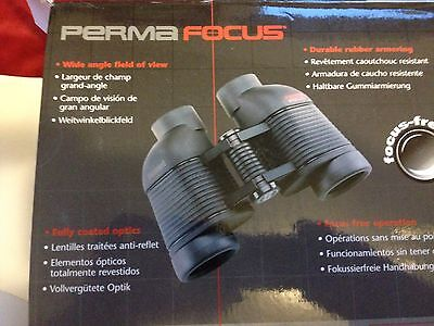 Bushnell 7x35 Permafocus Binocular  IN BOX  Wide Angle Field of View 173507