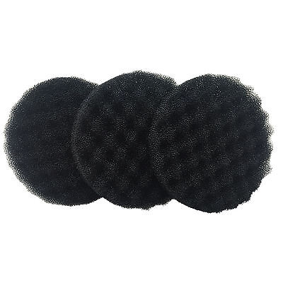 3 x Compatible Bio-Foam Bio Foams Suitable For Fluval FX4, FX5 and FX6 Filters
