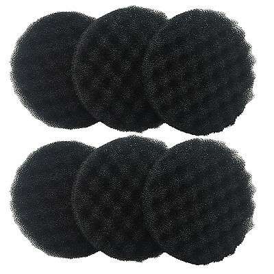 6 x Compatible Bio-Foam Bio Foams Suitable For Fluval FX5 and FX6 Filter