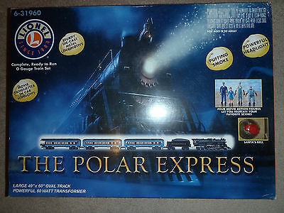 1st year Production Lionel The Polar Express Train 6-31960 New