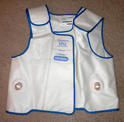 Vest for Advanced Respiratory & Hill-Rom Airway Clearance System - Adult Medium