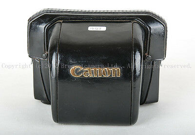 *Rare* Canon leather case for canon 7 w/50mm F/0.95 set, no reserved, SOLD as is