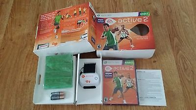XBOX 360 EA Sports Active 2 (Complete In Box) [Kinect Required] (New) Read First