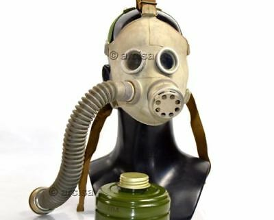 Soviet russian gas mask PDF. full set. Cyber steampunk gothic industrial.
