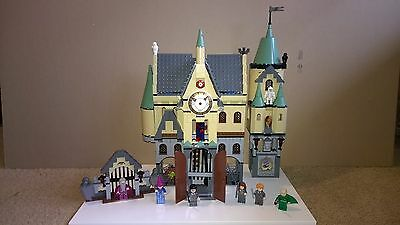 Lego Harry Potter Hogwarts Castle (2nd Edition) (4757) - 100% Complete w/ Box