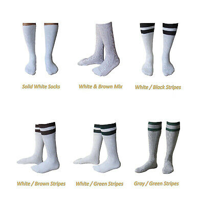German Bavarian Trachten Oktoberfest Lederhosen Socks - All Colors & Sizes
