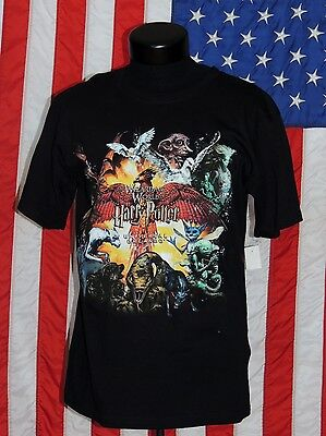NWT Graphic Wizarding World Of Harry Potter Universal Orlando Med Tee T Shirt NR