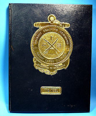 U.S. Navy The Keel Recruit Training Command Great Lakes Division 95-299 95-300