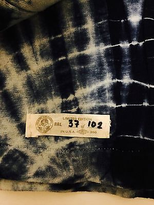 RRL Men's Limited Edition Tie Dyed Tee