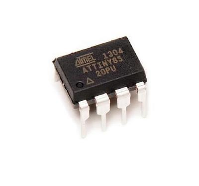 1Pcs Attiny85 Attiny85-20Pu Ic Mcu 8Bit 8Kb Flash Dip New