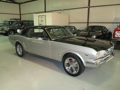 Ford : Mustang 1965 ford mustang resto mod