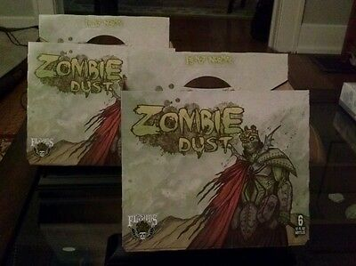 3 Three Floyds Zombie Dust two 6 Pack Bottle Carrier craft micro brew