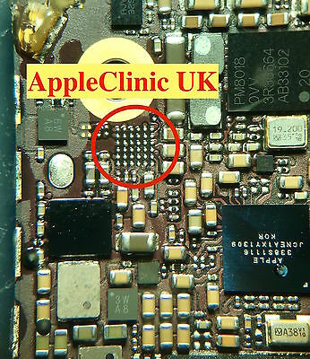 Repair Service not Charging for iPhone 5C 5S SE 5SE  heating 1610a1 U2 USB IC