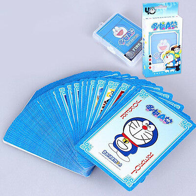 doraemon playing cards poker new 54 cards 1 pack