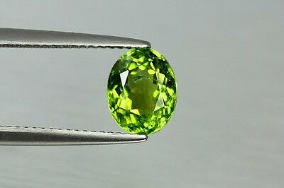 2.400 CT UNIQUE WOW LUSTER 100% NATURAL RARE GREEN UNHEATED TOURMALINE GEMSTONE