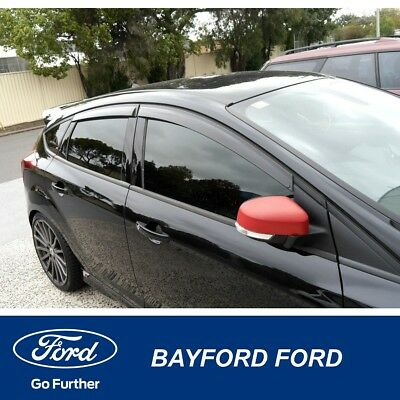 SLIMLINE WindShield WEATHERSHIELD KIT TINTED - FORD FOCUS LW ST HATCH - GENUINE