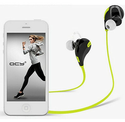Newest Wireless Headphones QCY QY7 4.1 Bluetooth Headset 4.0 F Iphone Sumsung LG