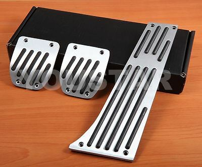 NEW Aluminum Sports Manual Pedals for BMW 1 2 3 4 5 6 7 8 Z3 Z4 X3 X5 SERIES