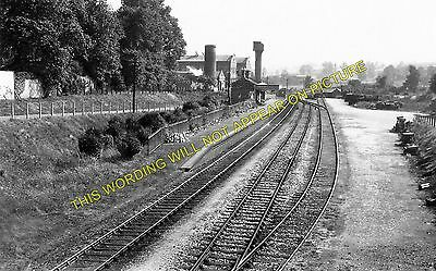 Brislington Railway Station Photo. Bristol - Pensford. Radstock Line. GWR. (2)