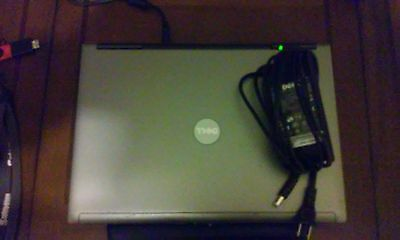 Dell Latitude D630 Laptop 2.00 GHz Core 2 Duo 80GB HD 4GB DVD/CDRW Window7pro
