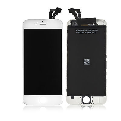 "For 4.7"" iPhone 6 Replacement Front LCD Touch Glass Screen Digitizer Assembly"