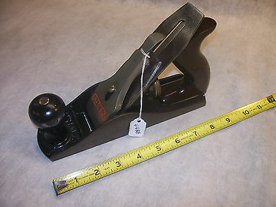 Plane, Vintage Stanley Bailey No. 4 Wood Workers Plane, Made in the USA