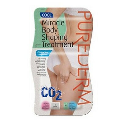 [PUREDERM] Miracle Body Shaping Treatment : Carboxy Patch - Cool