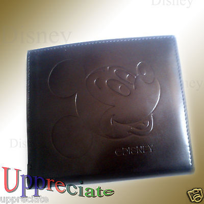 100% Authentic Vintage Mickey Leather Collection Purse/ Wallet (From Disney)